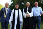 Cllr. Jimmy Guerin representing the Mayor of Fingal, the