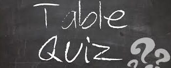United parishes of malahide portmarnock and st doulagh 39 s for Table quiz dublin